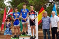 Cpto. Esp. circuito 2018 junior y senior