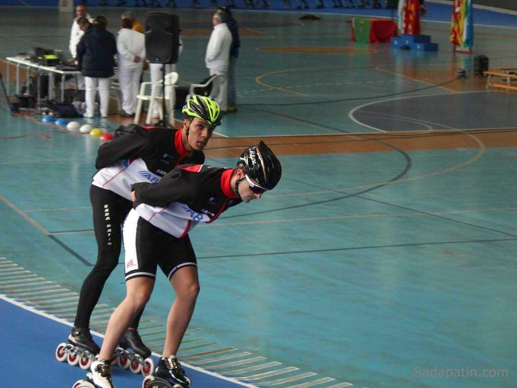 Celebrado el Cto. Esp. pista junior y senior