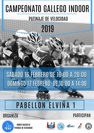 Campeonato Gallego Indoor 2019