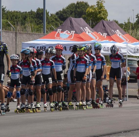 Trofeo Concello de Oleiros y Trofeo Rabadeira