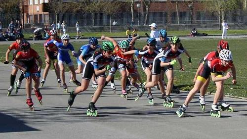 Comienza la Liga Nacional de Patinaje de Velocidad 2020