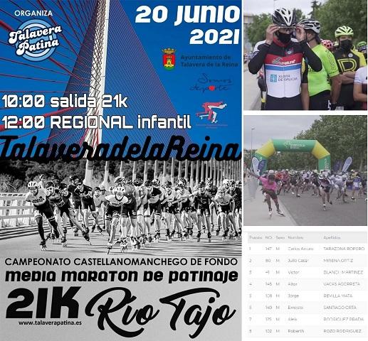 Media Maratón Rio Tajo